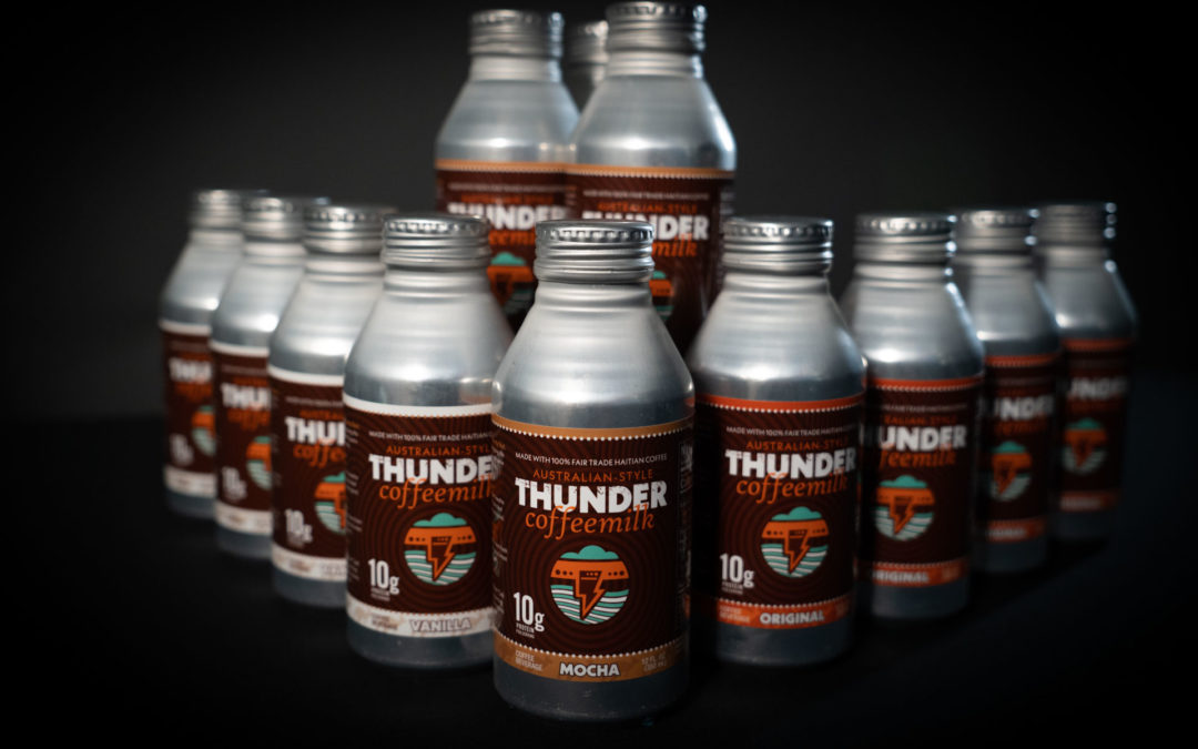 Thunder CoffeeMilk: A Cure for Corona Virus?